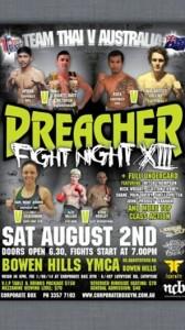 fight show preacher