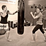 At home Boxing or Kickboxing PT